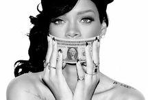 RiRi / Rihanna is God. / by Alexis Williams