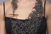 wire crochet, knit....