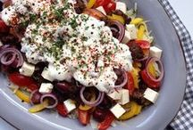 Greenway36 | Salate & Dressings / Rezepte