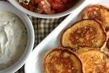 Greenway36 | Pancakes, Pfannkuchen & Co. / Rezepte