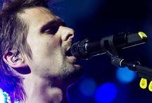 Matt Bellamy / Music, voice, guitar, superman ❤️