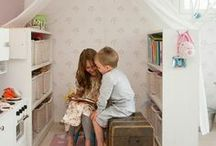Babies & Kids / Children room decoration inspirations and kids or baby shower party ideas