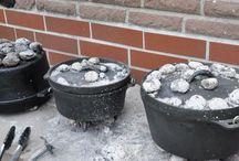 Grillen - Dutch oven