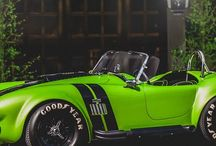Oliver's vehicles