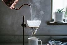 Coffee / The perfect cup for a perfect start