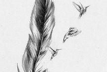 Une envie de tatouage / Je cherche a faire un tatouage avec signification début et fin ... donc dans ce tableau je met mes inspiration jusqu'a trouver La bonne idée , il devra recouvrir une cicatrice ...