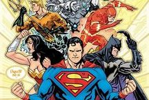 Justice League / All about the superheroes of DC Comic's Justice League, and beyond.
