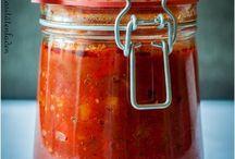 Eingewecktes - Gerichte & Saucen