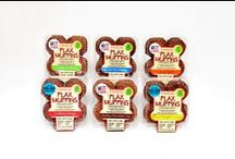 Muffins / Certified Gluten-Free Flax Based Muffins are High in Omega-3, Fiber, Lignans and Protein!