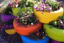 Garden / tuinideetjes