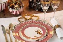 CHRISTMAS DINNERWARE / by marlene brown