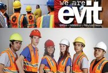 We Are EVIT Magazine (formerly EVIT Insider) / Check out the EVIT Insider newsletter, a snapshot of the month at the East Valley Institute of Technology.