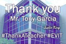 EVIT Celebrates Teachers Appreciation Week