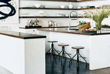 CocoNUTS Republic loves KITCHENS / Favourite pins of kitchens, kitchenettes and kitchen decoration #coconutsstyle