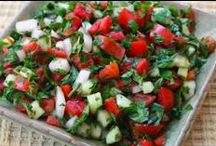 Chopped Salad Series / Feel like mixing it up? We've found some fabulous salad ideas! / by AVI Foodsystems