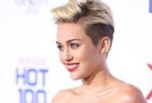 Miley Cyrus / Miley Cyrus dünden bugüne saç modelleri. Hair Models