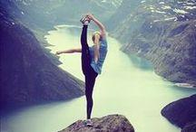 Beautiful Yoga Asanas