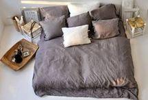 HOME: bedroom / inspiracje sypialniane
