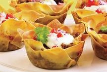 Mini Marvels / Mini items that make the perfect meal, appetizer or dessert! / by AVI Foodsystems