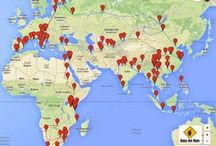 Viajar / Somos una asociación de viajeros. Aquí os contaremos historias de los viajes