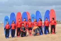 Yoga & Surf (Tarifa - Nov. 2013) / Yoga & Surf (Tarifa - Nov. 2013) MYogis Ashtanga Yoga www.suryaretreats.com