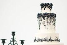 Mariage Black and White / Chic et haute couture, le noir et blanc restent indémodables. www.drissia.fr