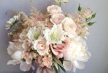 Mariage de douceur / Rose poudré, blanc, pêche, des camaïeux tendres pour témoigner de votre amour. Retrouvez mes compositions florales sur www.drissia.fr