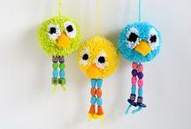 Dziecięce - kids crafts