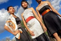 ACONAV Fashion / Fashion inspired by the art and culture of the Acoma Pueblo