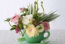 Florystyka kwiaty flowers ikebana