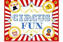 Circus Bday Party!! / Kenz 9th Circus Birthday Party..Theme..Ideas..Supplies / by Brandie Burgess