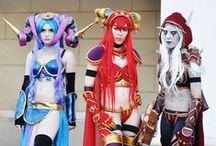 Cosplay and Costumes / I love cosplaying and dressing up, here I collect pictures of cosplays I like and ideas for future cosplays I might try myself