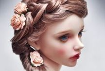 Beautiful dolls / Beautiful handmade art dolls..