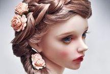 Beautiful dolls / Beautiful handmade art dolls..