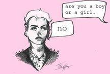 GenderQUEER! / by Ravyn LaRue