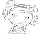 coloring  pages for little ones...