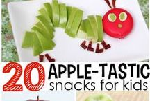 From the Farm: Apples / Recipes and fun activities for kids centered around apples! / by AVI Foodsystems