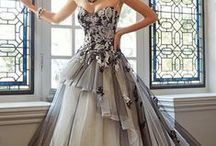 Beautiful gowns...