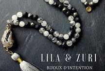 LILA&ZURI • J E W E L R Y / Magnificent Jewelry in gemstones to grow your intentions