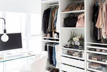 Dream Walk-in Wardrobe