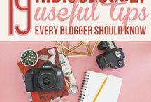 Blogging Inspo + Tips