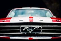 Ford mustang / by betoalenkar