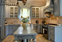 Chalk Paint® on Cabinets