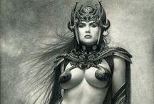 Fantasy/Erotic Art