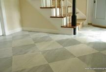Chalk Paint® on Floors