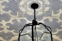 Chalk Paint® on Ceilings
