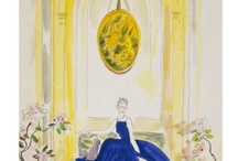 Cecil Beaton illustrations