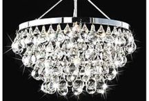 Lighting / JEWELRY FOR THE HOUSE! / by Louise McElwee