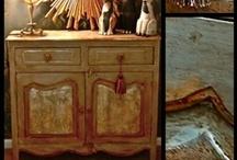 Chalk Paint®/Cupboards