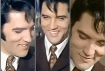 Elvis Presley - The King / ELVIS...  Live!